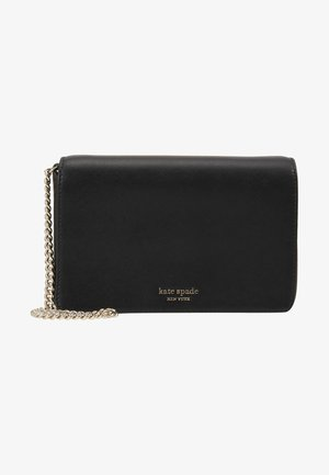 REECE CHAIN WALLET - Plånbok - black