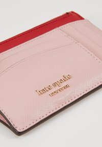 kate spade new york - REECE CARD HOLDER WRISLET - Peněženka - hot chili/multi - 2