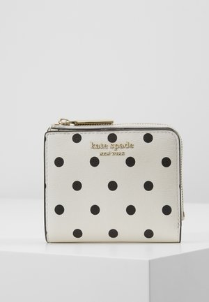 SPENCER CABANA DOT SMALL BIFOLD WALLET - Wallet - optic white