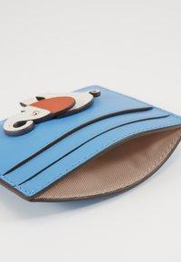 kate spade new york - APPLIIQUE TINY ELEPHANT CARD HOLDER - Visitenkartenetui - oceanside - 4