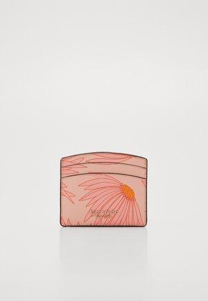 SPENCER GRAND DAISY CARD HOLDER - Wallet - pink/multi