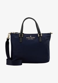 kate spade new york - WATSON LANE LUCIE CROSSBODY - Torba na ramię - rich navy - 5