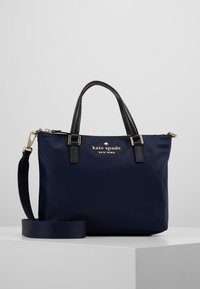kate spade new york - WATSON LANE LUCIE CROSSBODY - Torba na ramię - rich navy - 0