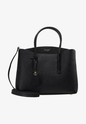 MARGAUX LARGE SATCHEL - Handbag - black