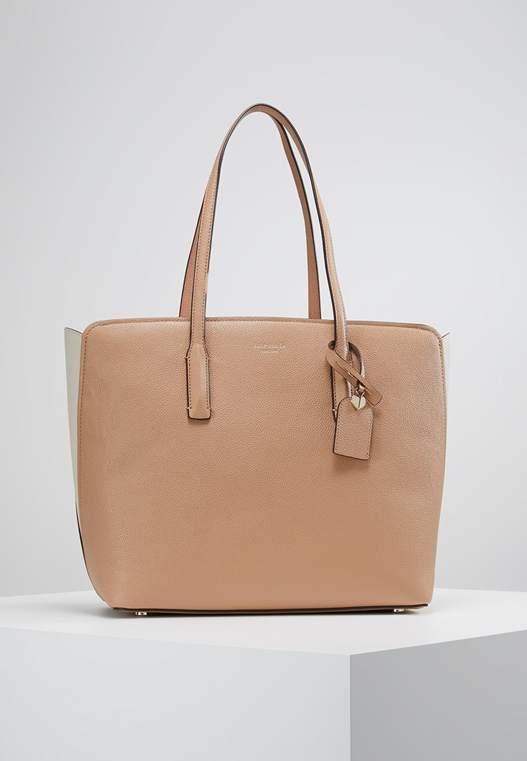kate spade new york - MARGAUX LARGE TOTE - Shopping Bag - light fawn/bare