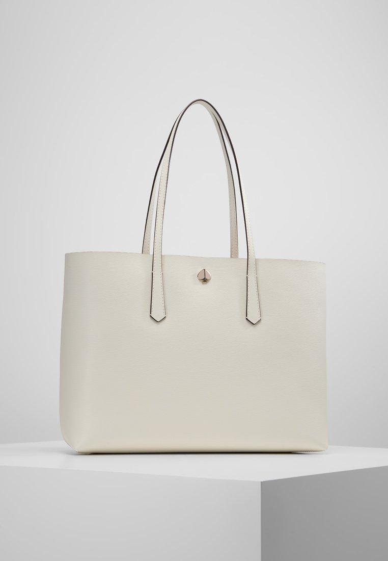 kate spade new york - MOLLY LARGE TOTE - Handbag - parchment