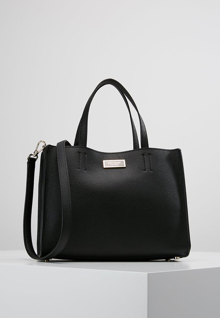 kate spade new york - OUR ORIGINAL BAG MEDIUM SATCHEL - Handbag - black