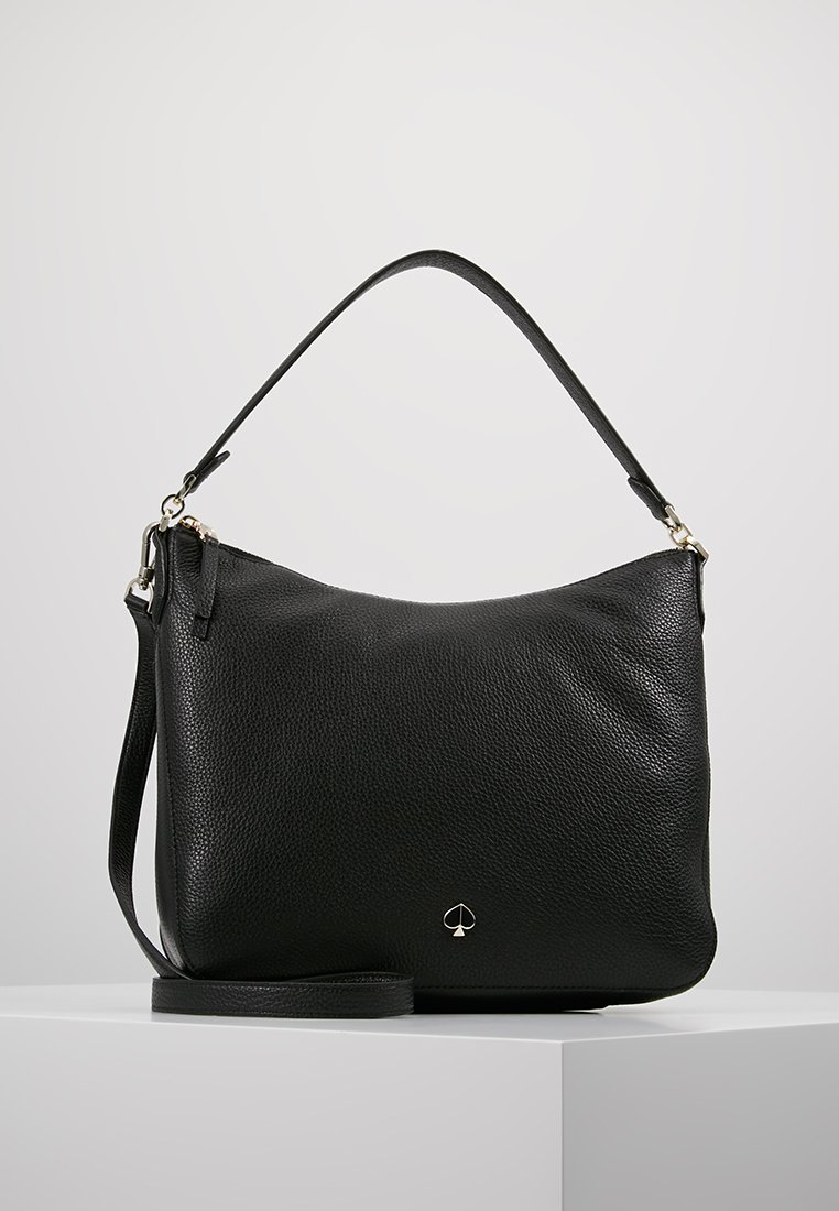 kate spade new york - POLLY MEDIUM SHOULDER - Håndveske - black