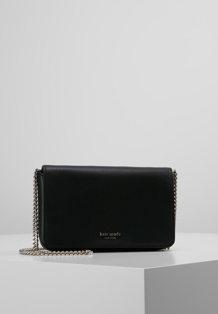 kate spade new york - SYLVIA CHAIN - Sac bandoulière - black