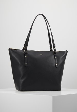 POLLY LARGE TOTE - Torba na zakupy - black