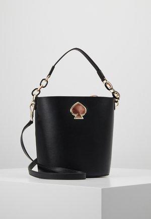 SUZY SMALL BUCKET - Handtasche - black