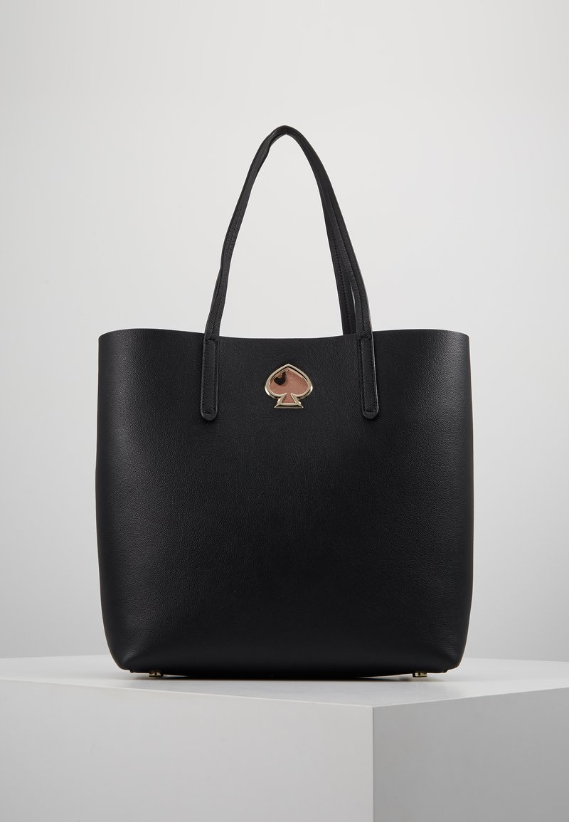 kate spade new york - SUZY LARGE TOTE - Shopping Bag - black