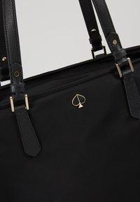 kate spade new york - MEDIUM TOTE - Handtasche - black - 6