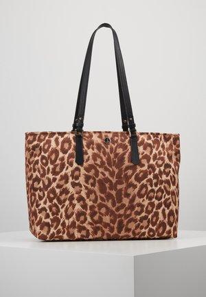 LARGE TOTE - Shopping Bag - natural/multi