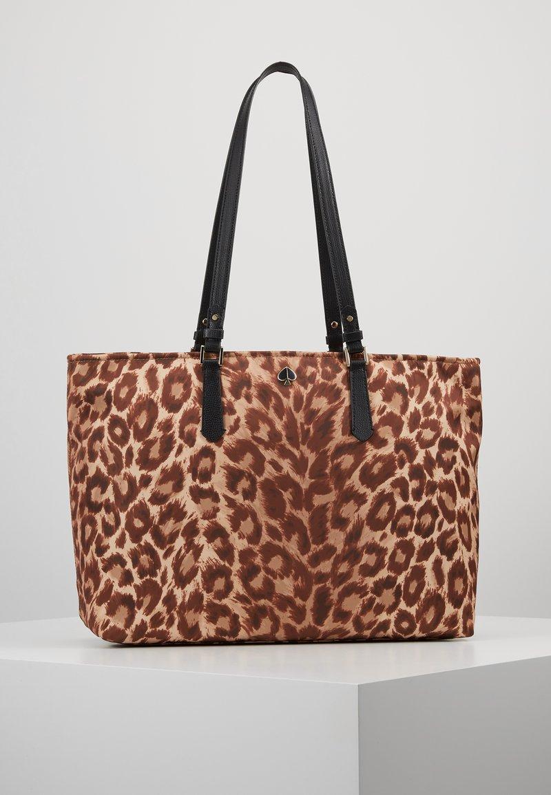 kate spade new york - LARGE TOTE - Shopping bags - natural/multi