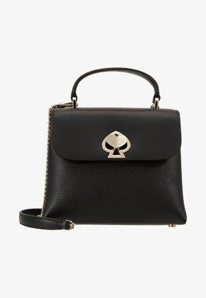 MINI TOP HANDLE - Håndtasker - black
