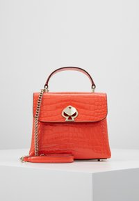 kate spade new york - MINI TOP HANDLE - Olkalaukku - fire - 0