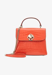 kate spade new york - MINI TOP HANDLE - Olkalaukku - fire - 5