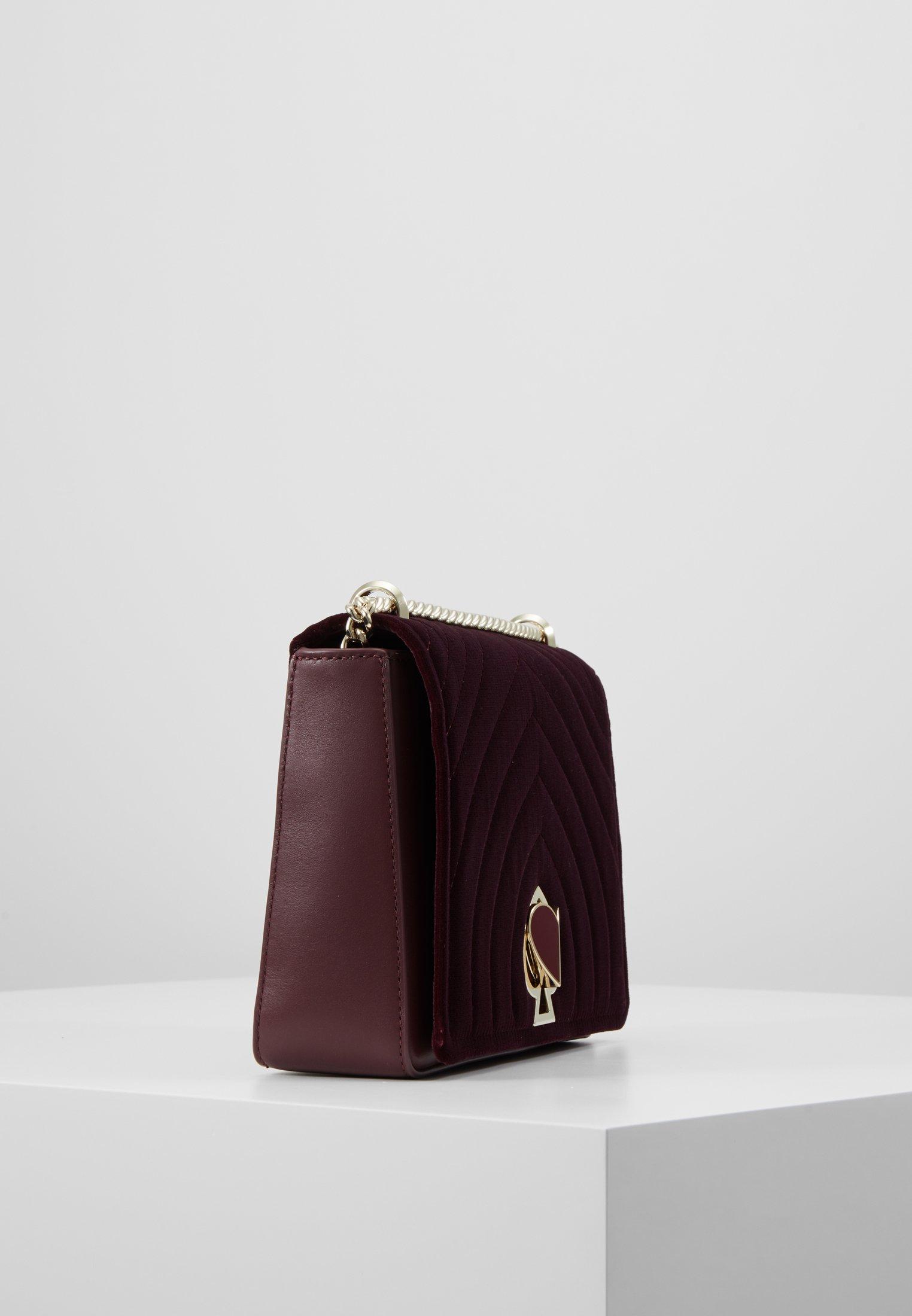 Kate Spade New York Medium Chain Shoulder Bag - Sac Bandoulière Cherrywood