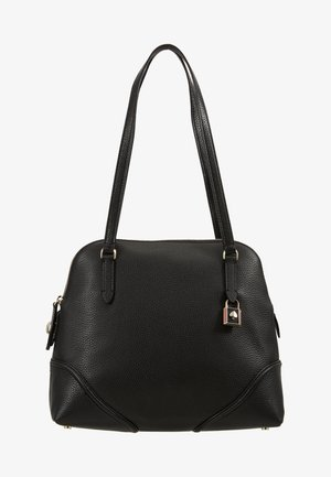MEDIUM SHOULDER BAG - Handbag - black