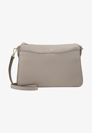 MARGAUX MEDIUM CROSSBODY - Axelremsväska - true taupe
