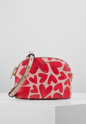 SPENCER EVER FALLEN DOME - Borsa a tracolla - tutu pink