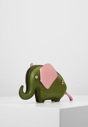 ELEPHANT CROSSBODY - Schoudertas - green