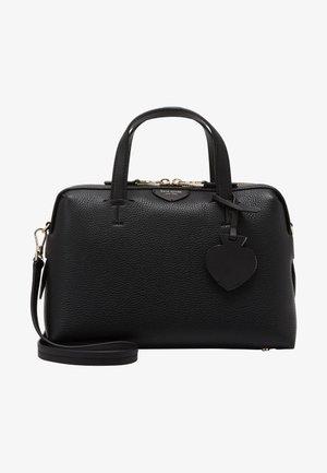 TAFFIE MEDIUM SATCHEL - Handbag - black