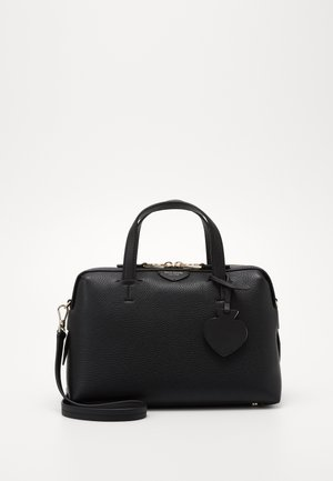 TAFFIE MEDIUM SATCHEL - Kabelka - black