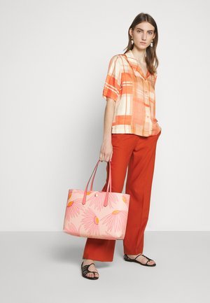 MOLLY GRAND DAISY LARGE TOTE - Shopping bags - pink