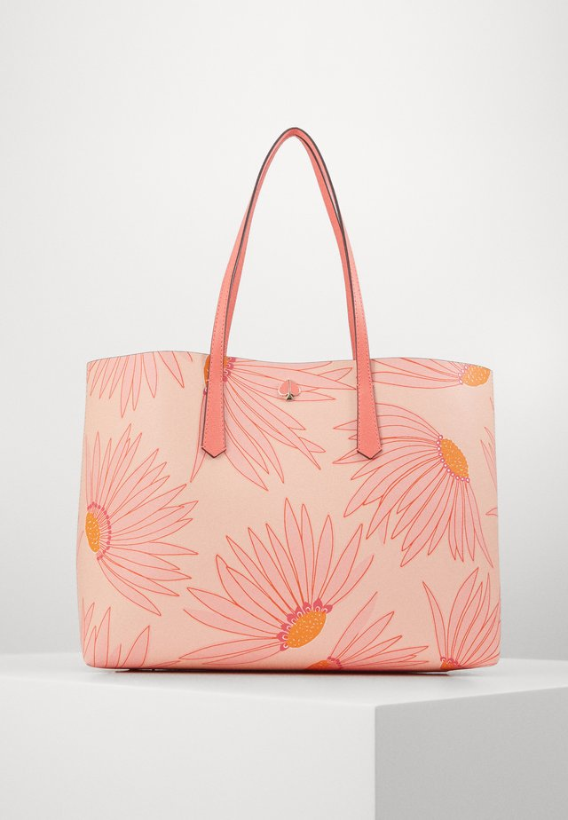 MOLLY GRAND DAISY LARGE TOTE - Shopping Bag - pink