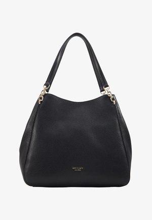 HAILEY LARGE SHOULDER BAG - Handbag - black