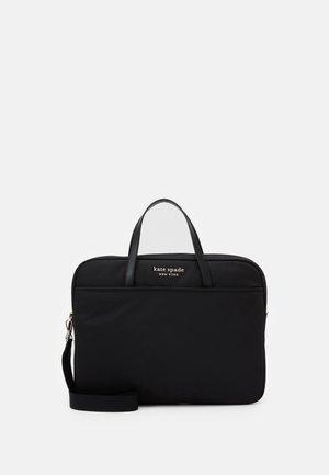 NEW UNIVERSAL LAPTOP BAG - Taška na laptop - black