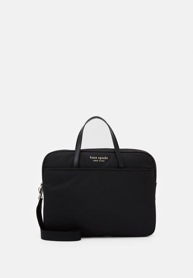 NEW UNIVERSAL LAPTOP BAG - Notebooktasche - black
