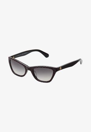 JOHNETA - Sonnenbrille - black