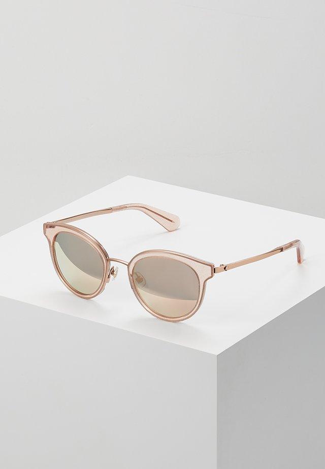 LISANNE - Okulary przeciwsłoneczne - pink