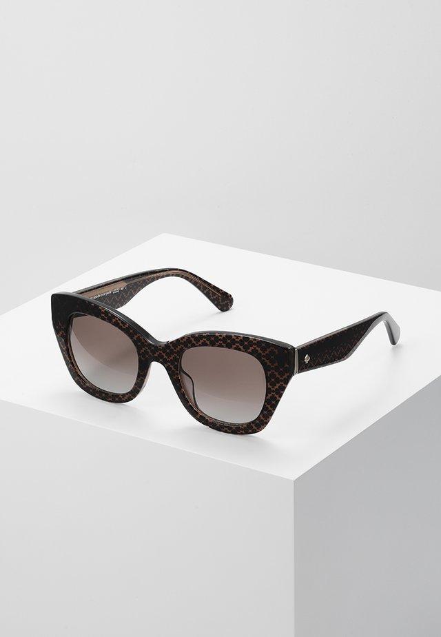 JALENA - Sluneční brýle - brown
