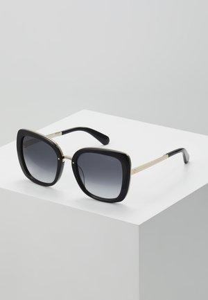 KIMORA - Sonnenbrille - black