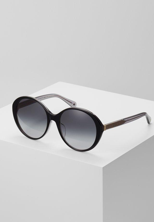 ODETTA - Sunglasses - black