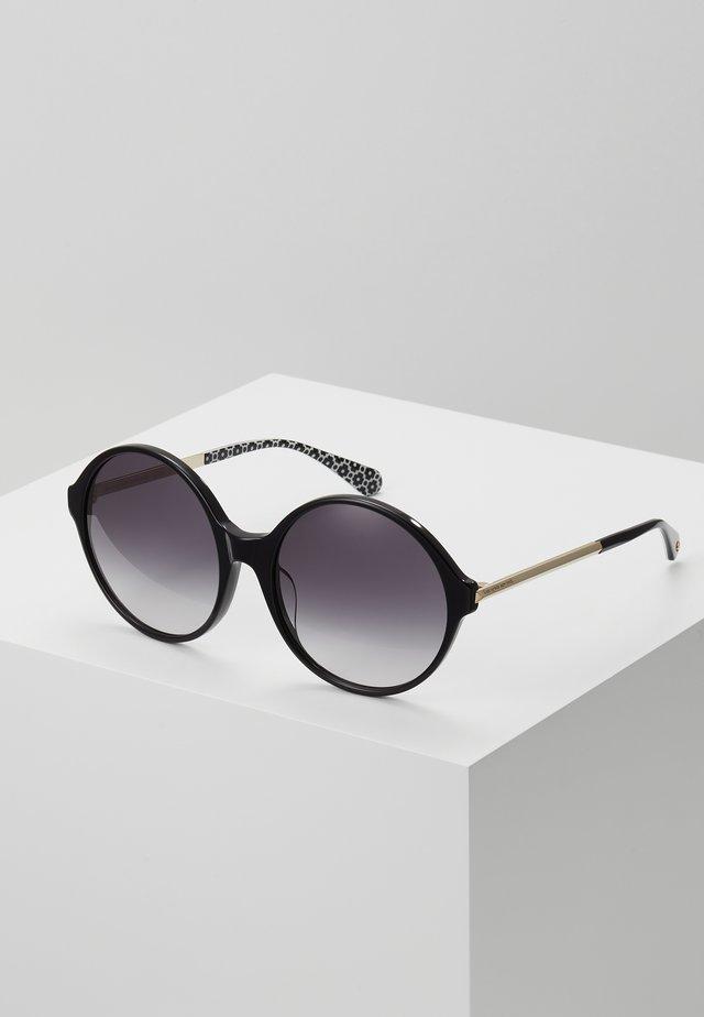 WREN - Okulary przeciwsłoneczne - black