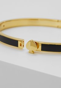 kate spade new york - HERITAGE THIN BANGLE - Armband - black - 4