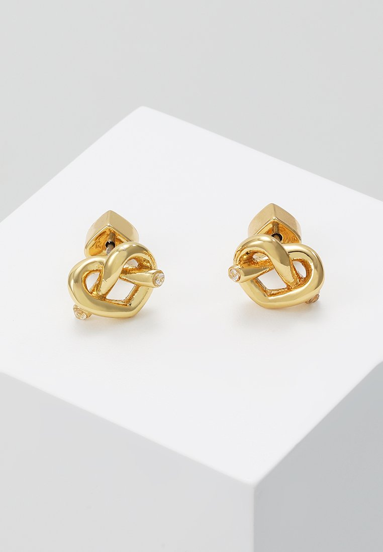 kate spade new york - LOVES ME KNOT LOVES ME KNOT STUDS - Earrings - gold-coloured