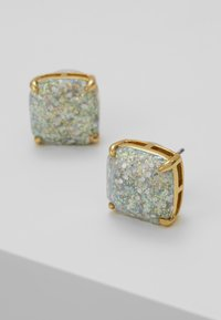 kate spade new york - SMALL SQUARE STUDS - Ohrringe - silver-coloured - 4