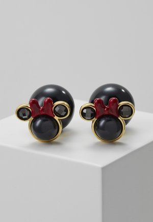 REVERSIBLE STUDS UNSIZED - Pendientes - black/multi