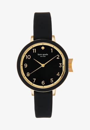 PARK ROW - Horloge - schwarz