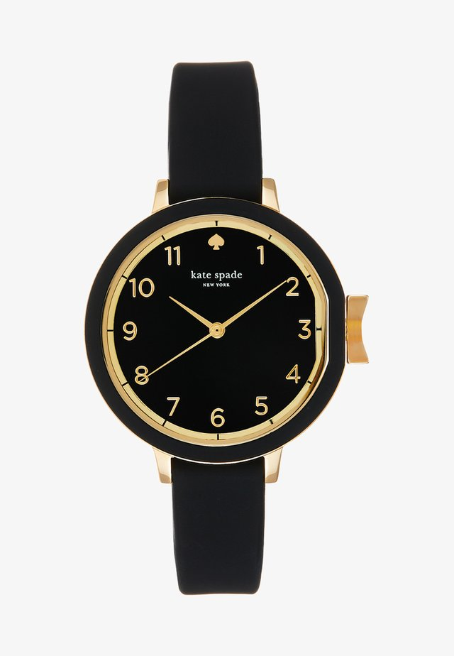 PARK ROW - Watch - schwarz