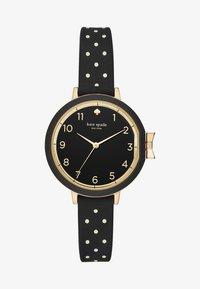 kate spade new york - PARK ROW - Horloge - schwarz/weiss - 1