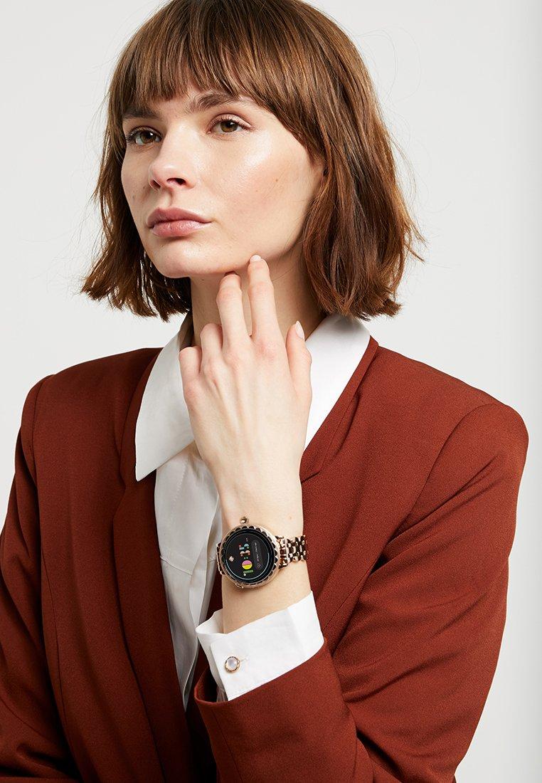 kate spade new york - RAVEN - Smartwatch - roségold-coloured