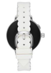 kate spade new york - RAVEN - Smartwatch - white - 2