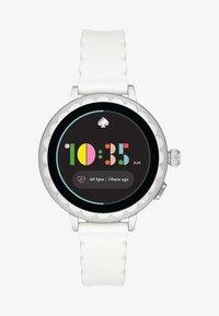 kate spade new york - RAVEN - Smartwatch - white - 1